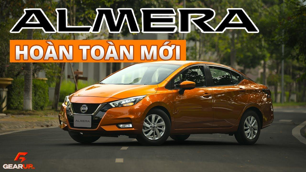 Read more about the article Giới thiệu Nissan Almera – Dám bứt phá