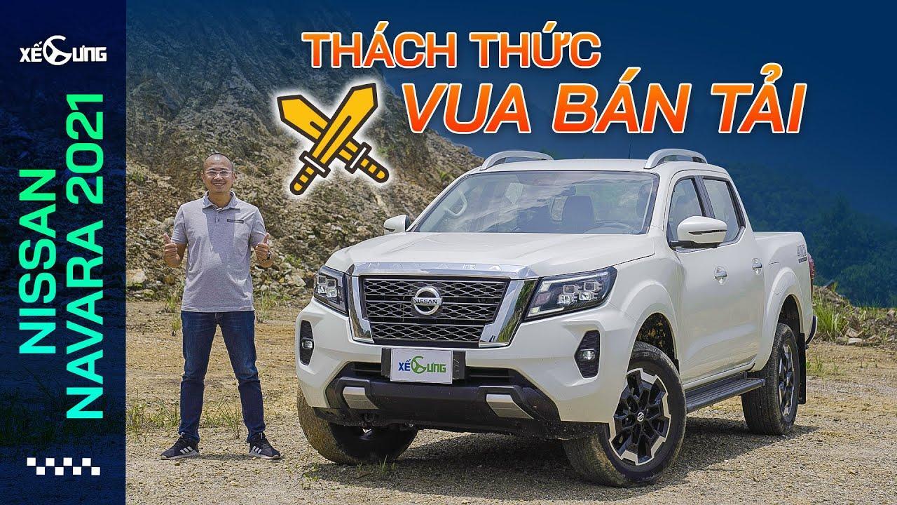 Read more about the article Đánh giá chi tiết Nissan Navara 2021