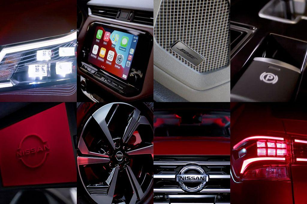 Read more about the article Nissan Terra thế hệ mới nhá hàng trước thềm ra mắt chính thức