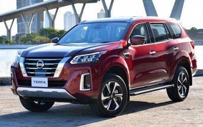 Nissan Terra thế hệ mới ra mắt Thái Lan với giá 800 triệu VNĐ