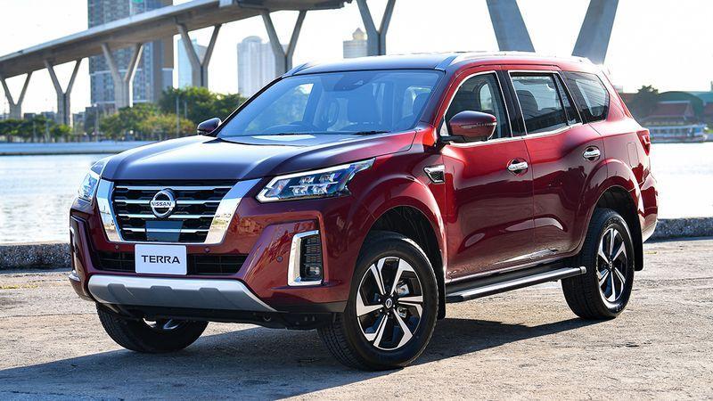 Read more about the article Nissan Terra thế hệ mới ra mắt Thái Lan với giá 800 triệu VNĐ